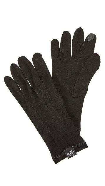 Arc'Teryx Gothic Touchscreen Gloves