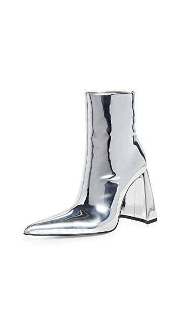 Area A Heel PVC Boots