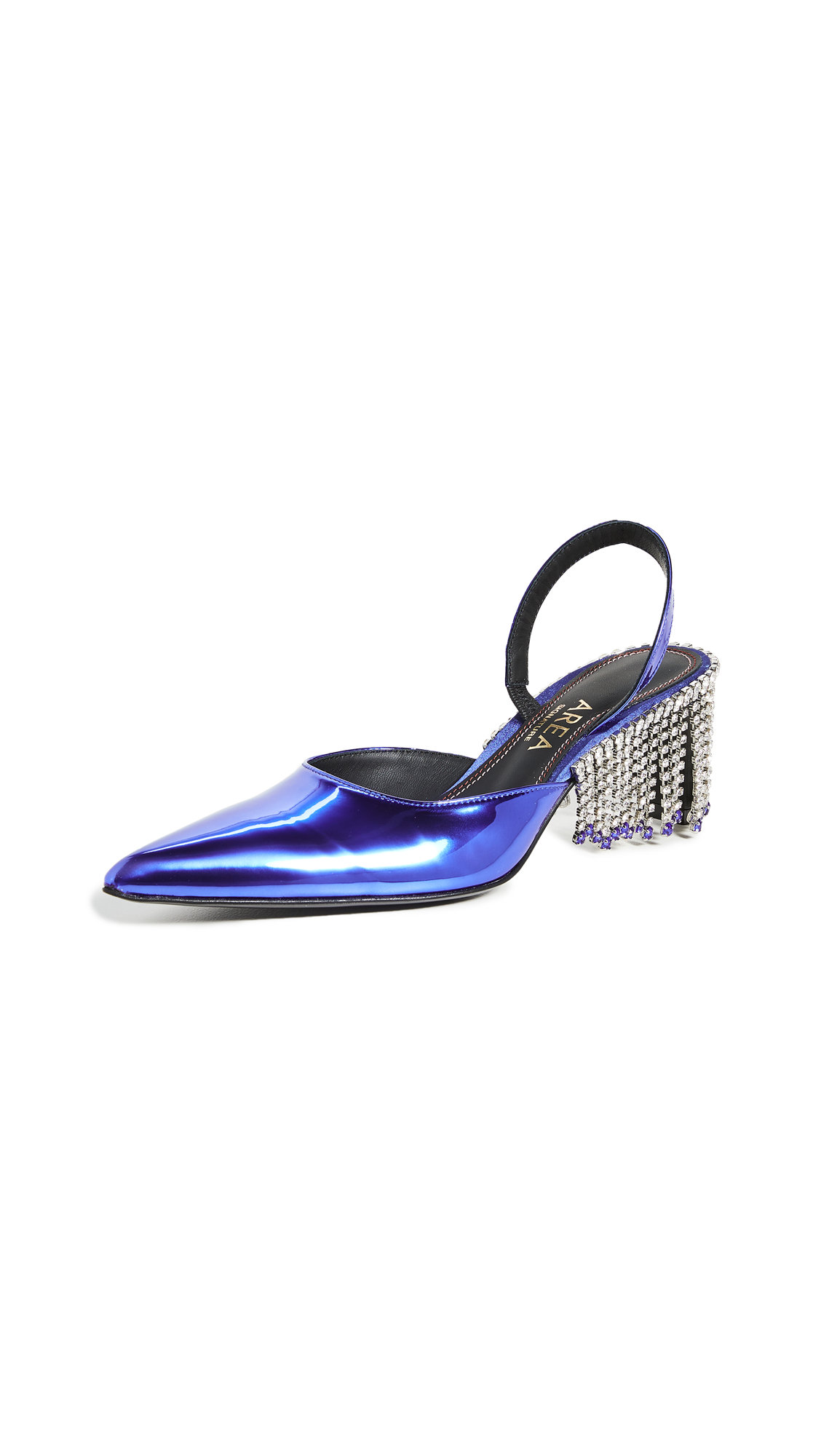 Buy Area online - photo of Area Crystal Chandelier Slingbacks