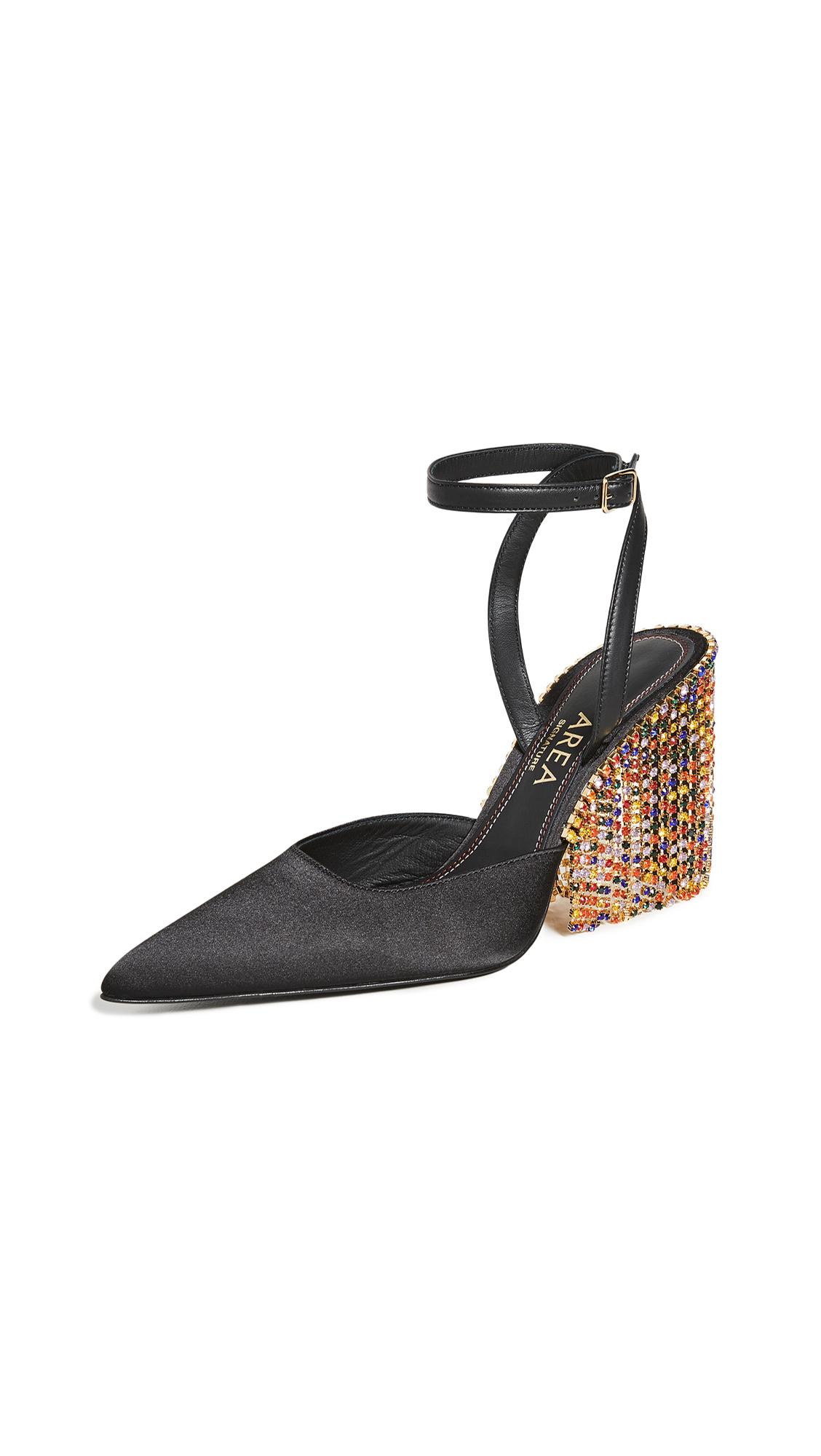 Buy Area Crystal Chandelier High Heels online, shop Area