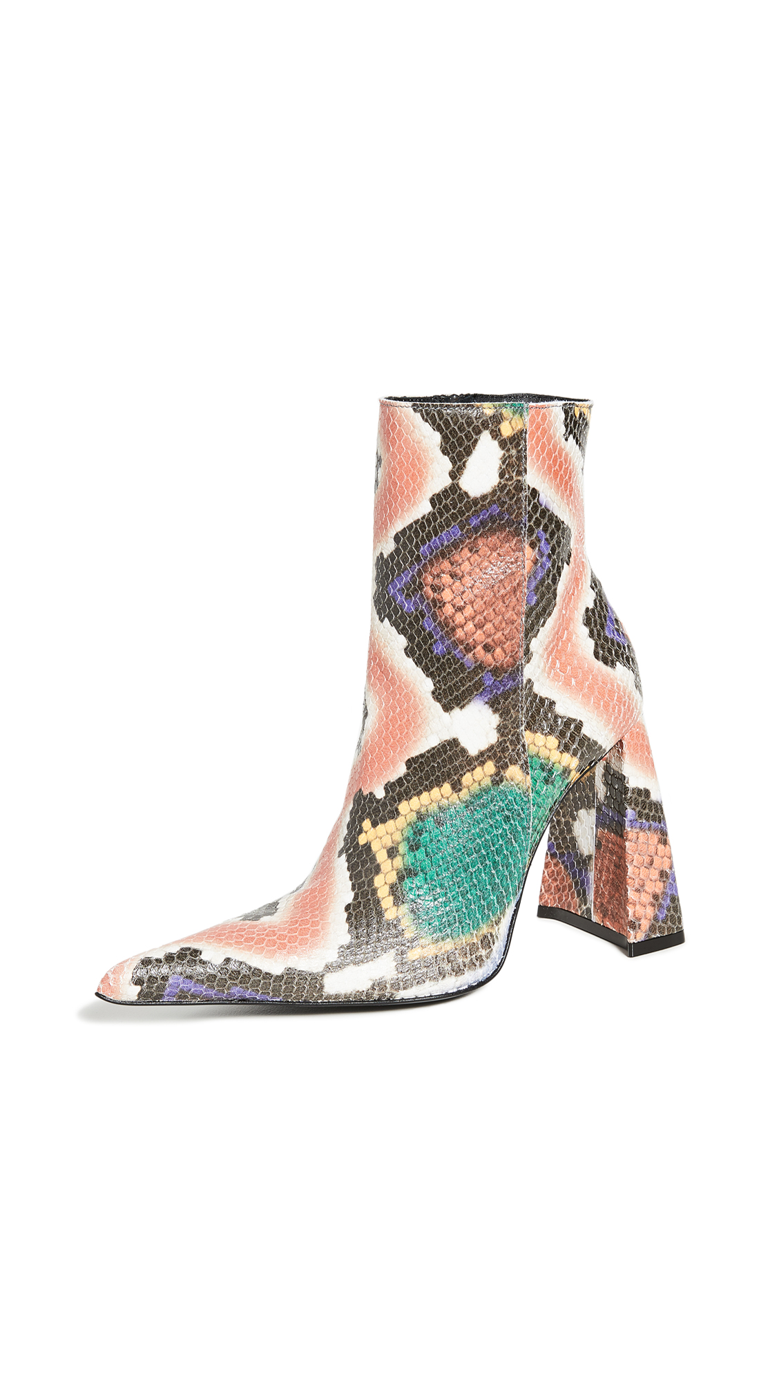 Area \'A\' Heel Boots