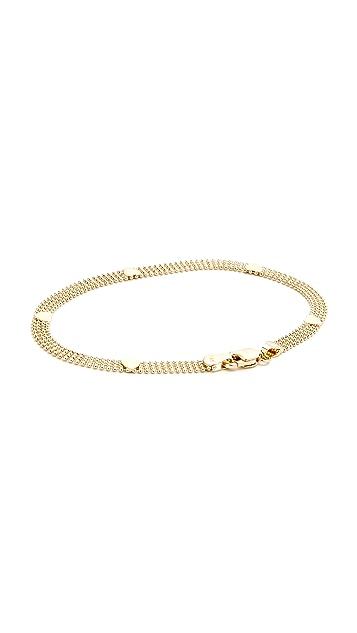 Ariel Gordon Jewelry 14k Gold Sweetheart Bracelet