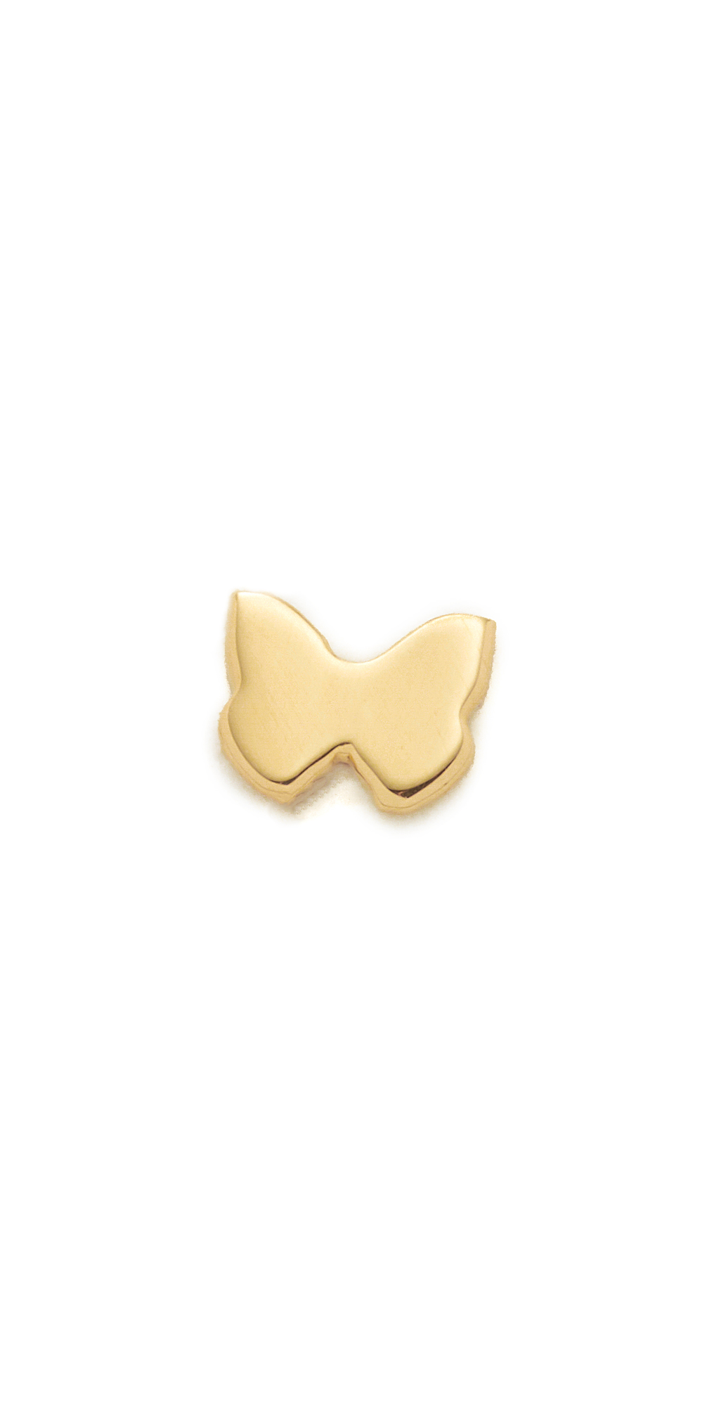14k Gold Menagerie Butterfly Stud Earring Ariel Gordon Jewelry