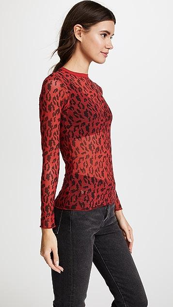 Aries Cheetah Tee