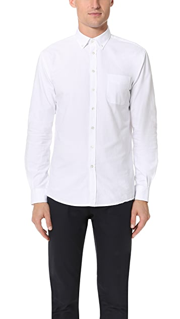 Armoire Officielle Aamund Oxford Shirt