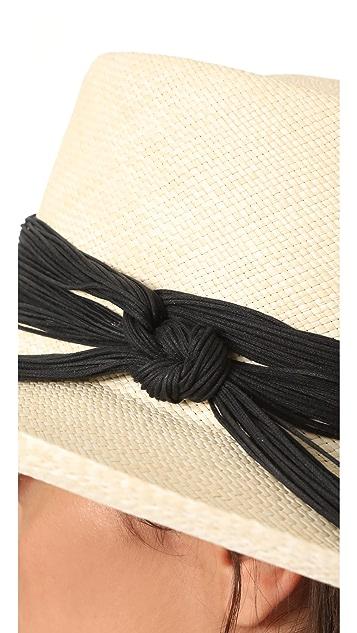 Artesano Шляпа Polo с двумя шнурками