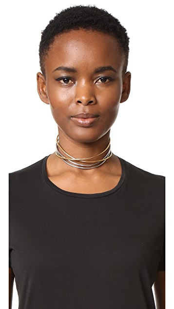 Amber Sceats Cole Choker Necklace