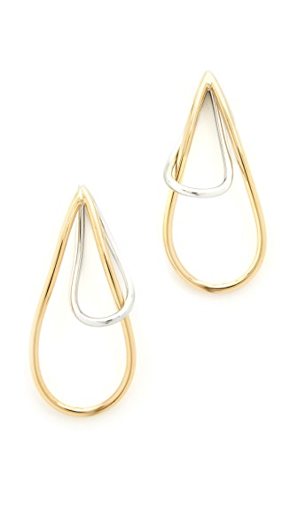 Amber Sceats Chip Earrings