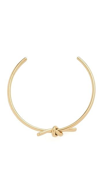 Amber Sceats Tie Me Choker Necklace