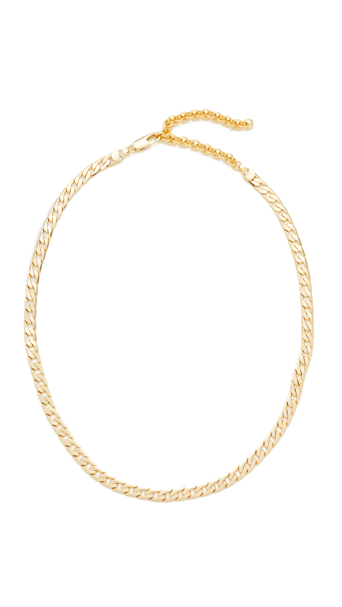 Amber Sceats Chelsy Necklace - Gold