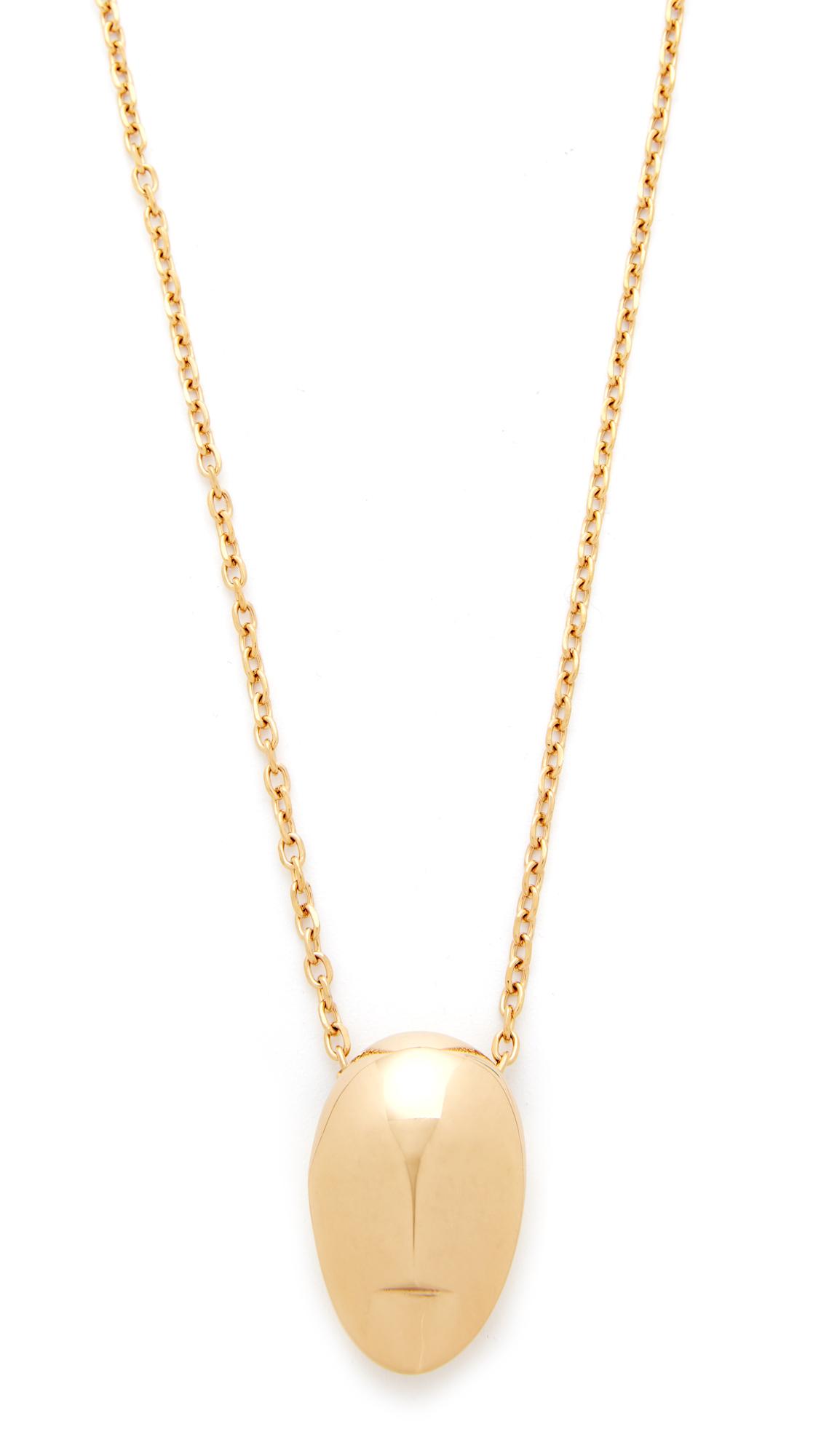 Amber Sceats Ezra Necklace - Gold