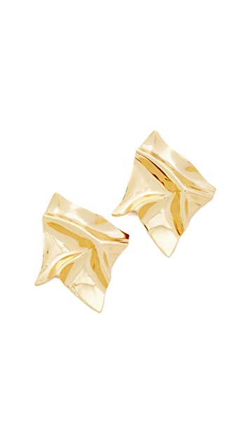 Amber Sceats Saber Earrings