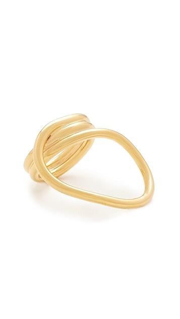 Amber Sceats Jasper Ring