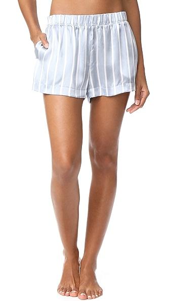 ASCENO Pyjama Shorts