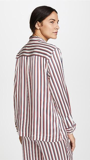 ASCENO Pajama Top