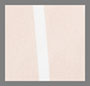 Blush White Stripe