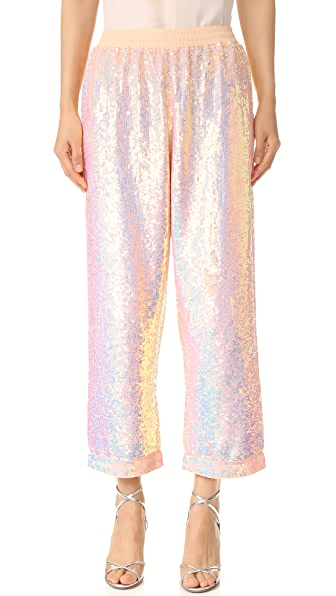 ASHISH Sequin Pajama Trousers