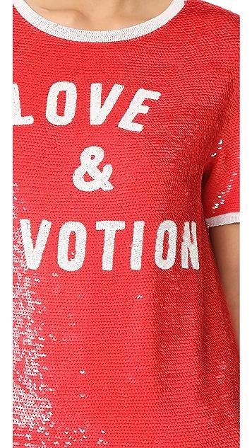 ASHISH Love & Devotion T-Shirt