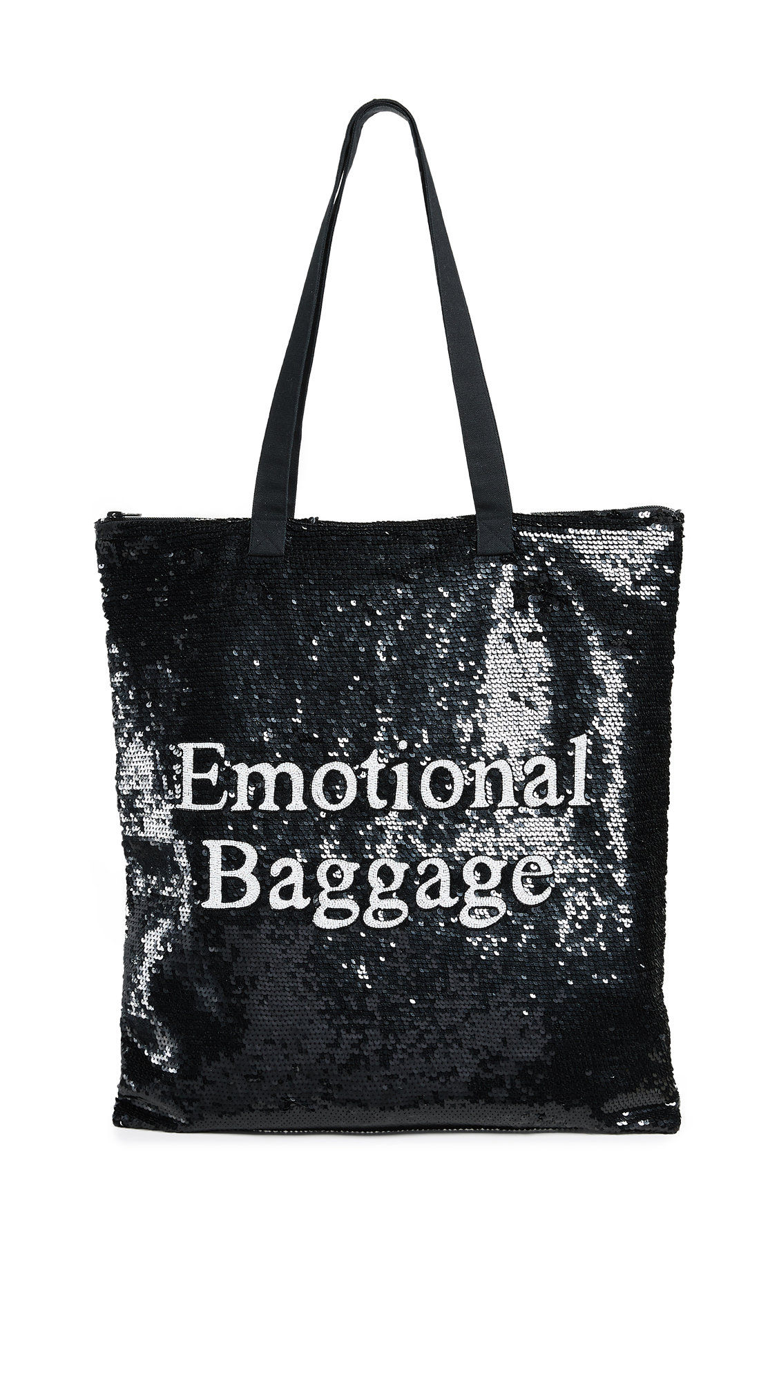 ASHISH Emotional Baggage Tote