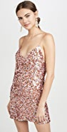 ASHISH Sequin Slip Dress