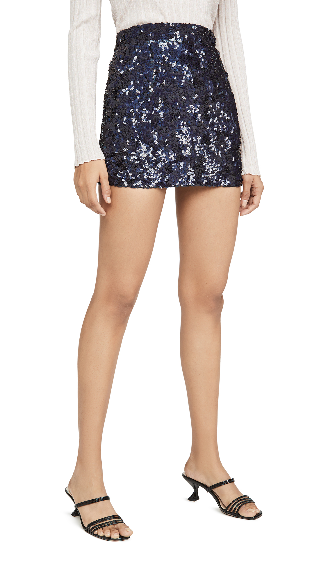 Buy ASHISH online - photo of ASHISH Sequin Miniskirt