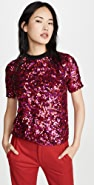 ASHISH Sequin T-Shirt