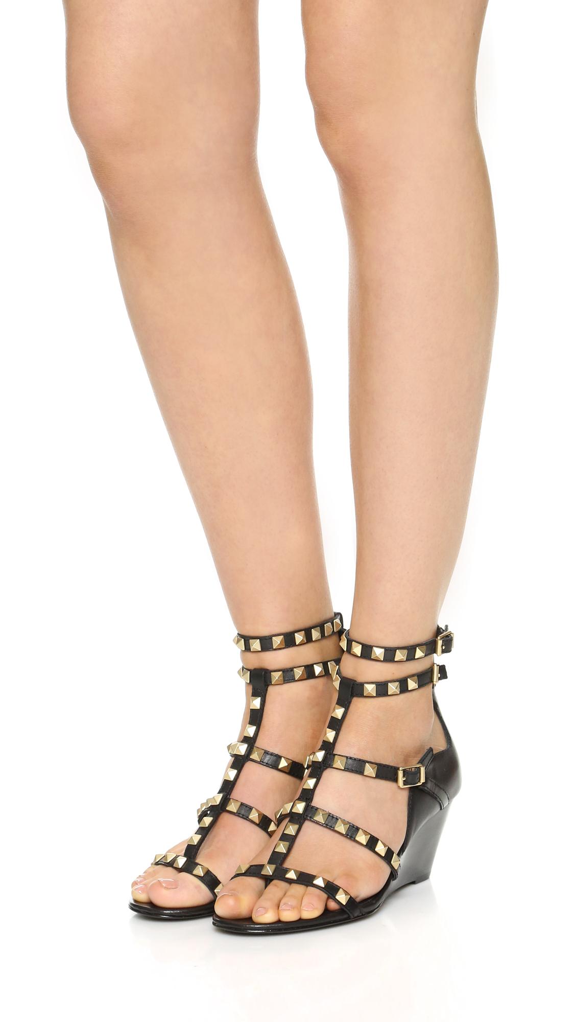 6cfcfa302d6b Ash Dafne Wedge Sandals