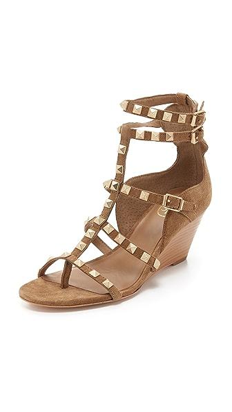 Ash Dafne Wedge Sandals - Wilde at Shopbop