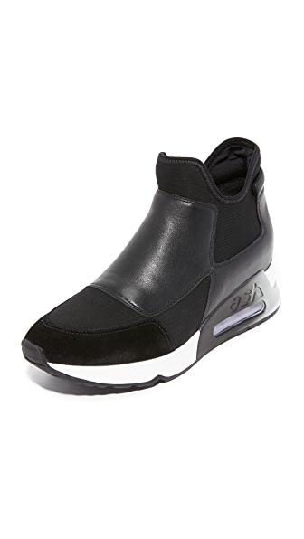 Ash Lazer Sneakers - Black/Black at Shopbop