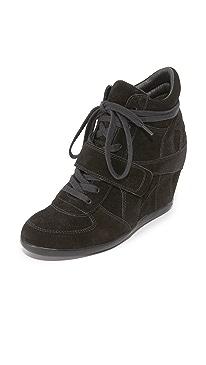 아쉬 보위 웻지 스니커즈 - 블랙 ASH Bowie Wedge Sneakers