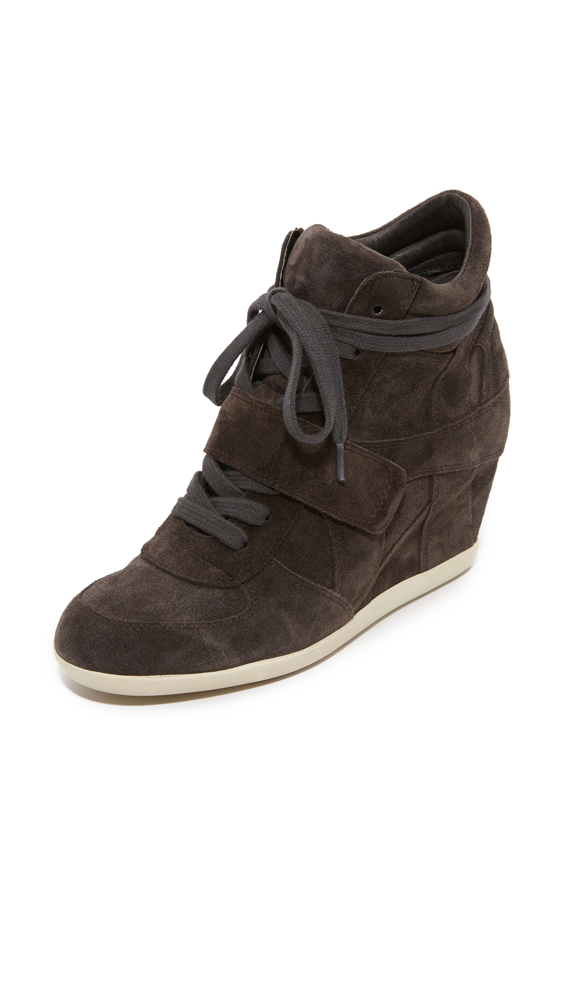 Ash Bowie Wedge Sneakers - Bistro at Shopbop