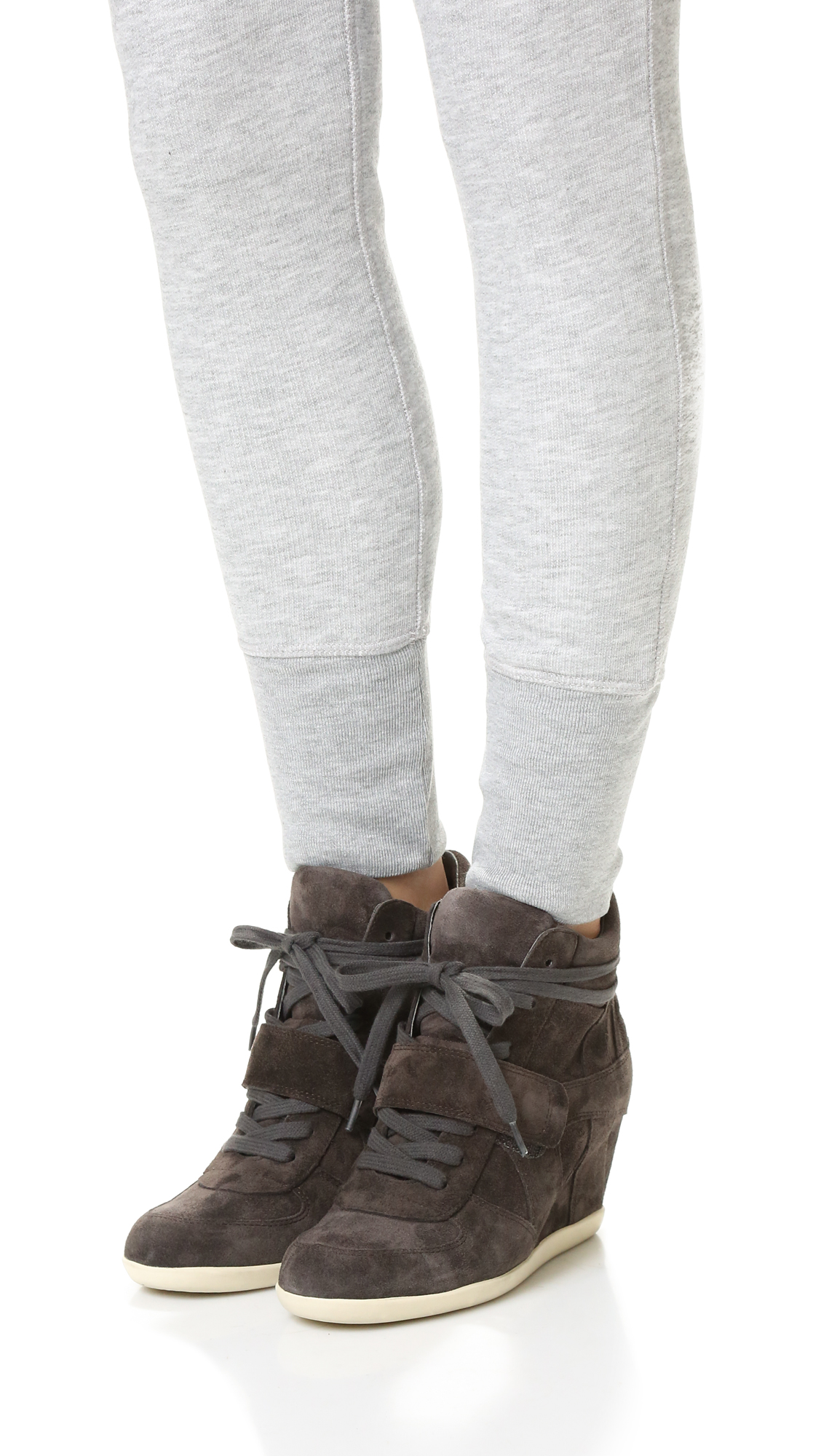 177b09fce860c Ash Bowie Wedge Sneakers