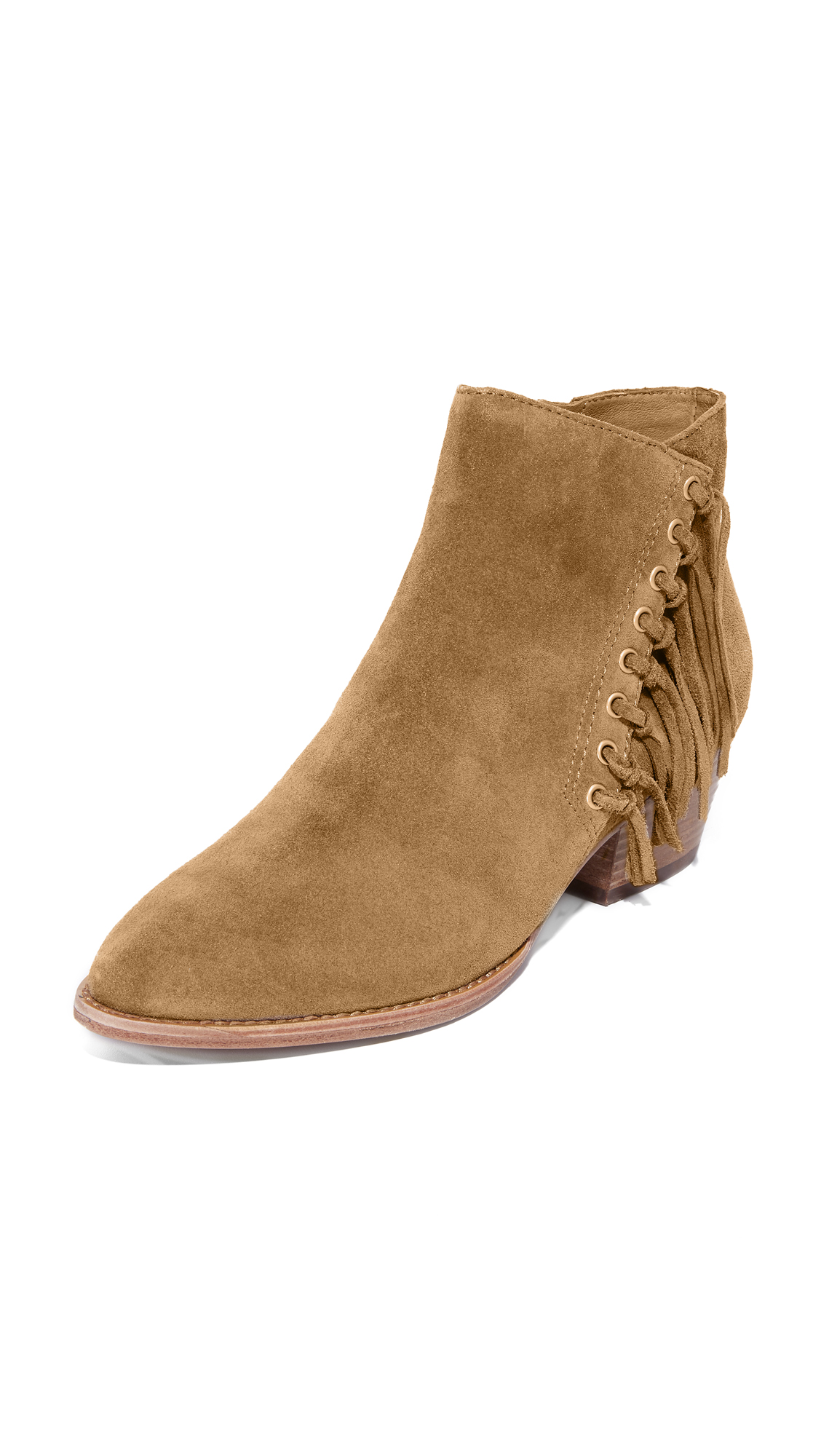 Ash Lenny Booties - Russet