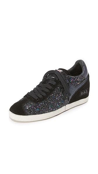 Ash Guepard Sneakers - Black/Midnight/Manara Coal at Shopbop