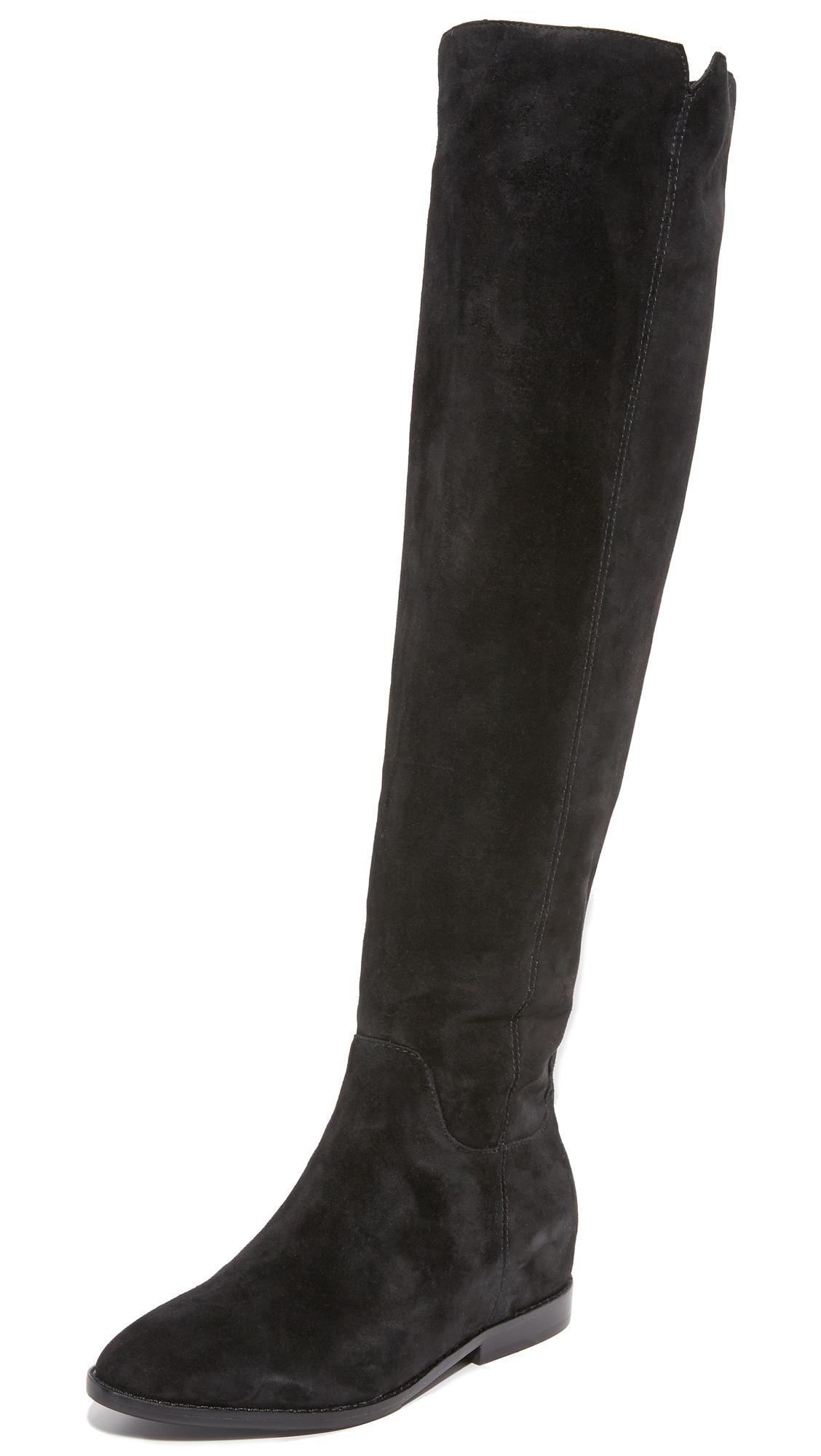 Ash Jess Boots - Black