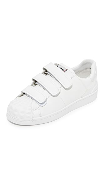 Ash Club Velcro Sneakers - White