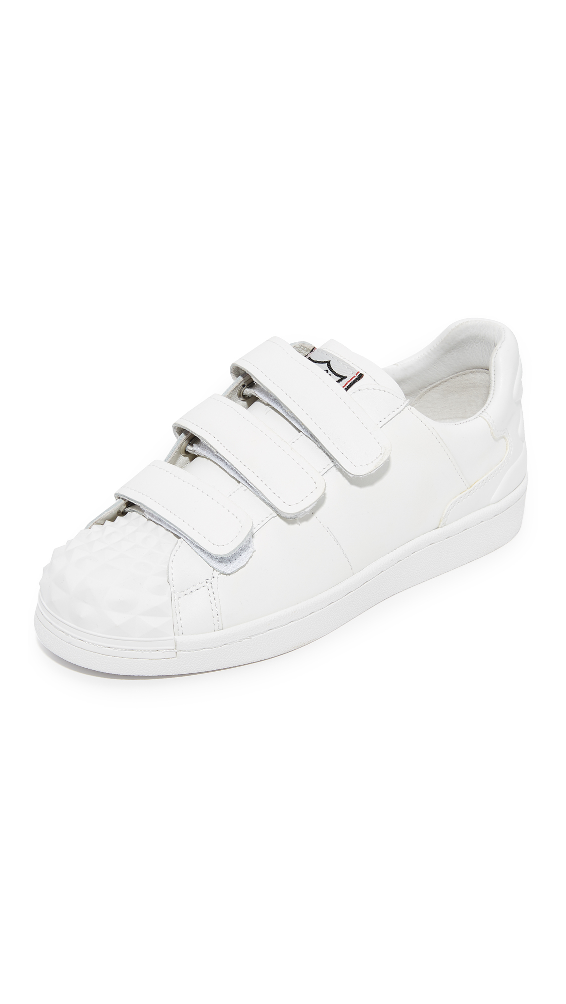 Ash Club Velcro Sneakers - White at Shopbop