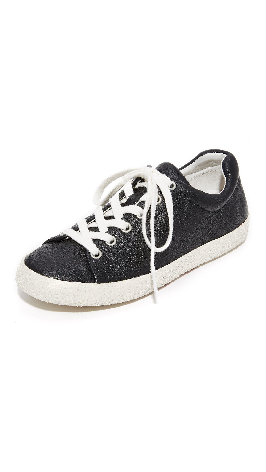 Ash Nicky Bis Sneakers - Black/Red at Shopbop