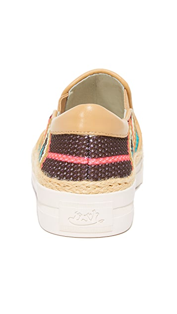 Ash Colombia Slip On Sneakers