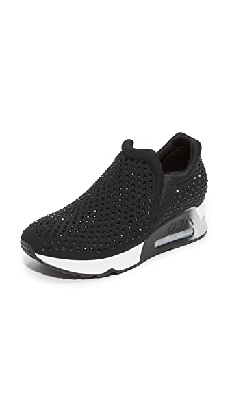 Ash Lifting Sneakers - Black
