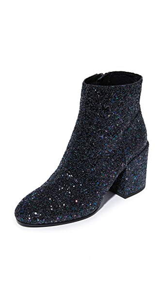 Ash Egoiste Booties - Midnight