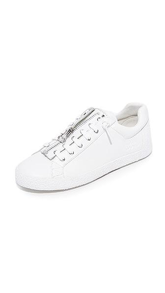 Ash Nirvana Sneakers In White