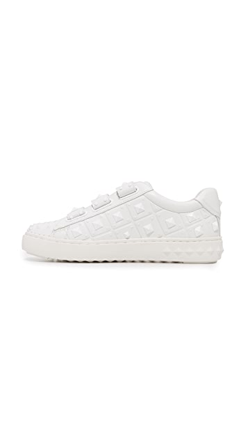 Ash Peace Studded Sneakers