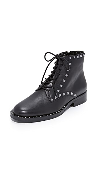Ash Whynot Booties - Black