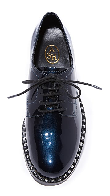 Ash Wilco Studded Oxfords