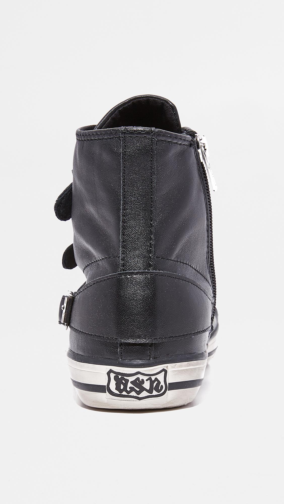 a280c9ac560e6 Ash Virgin Buckled High Top Sneakers