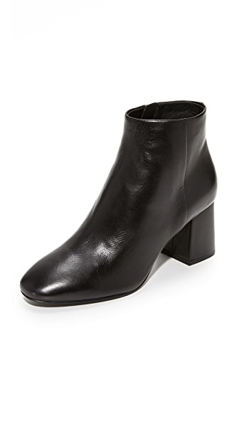 Ash Heroine Booties - Black
