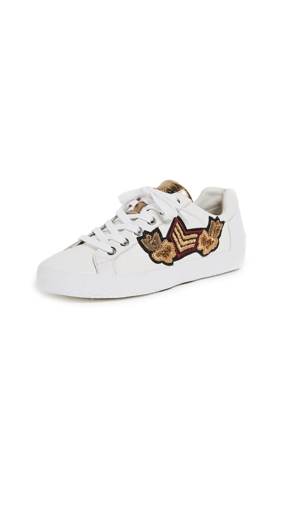 Ash Nak Arms Sneakers - White