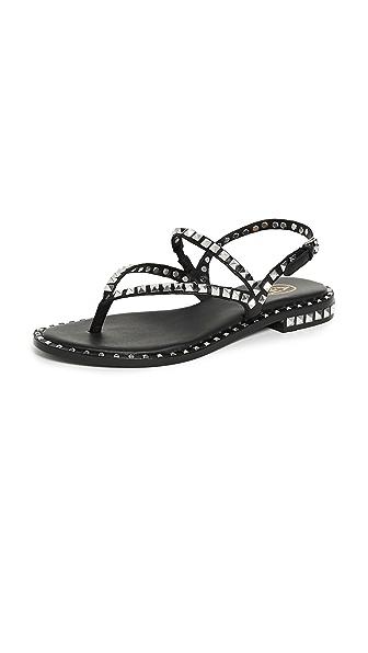 e4877c880 ASH Peps Studded Sandals