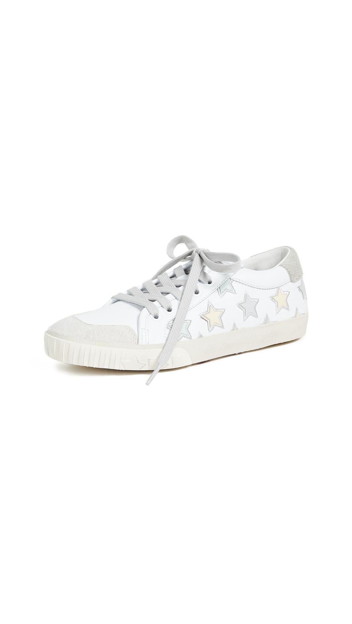 Ash Majestic Sneakers - Off White/White/Liquid Pearl